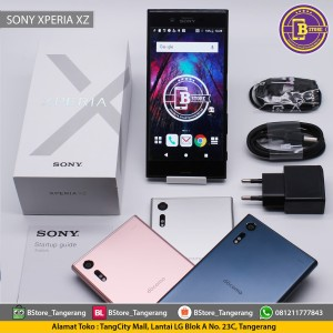 Sony Xperia Xz Ram 3 Internal 32 Kamera 23mp Tokopedia