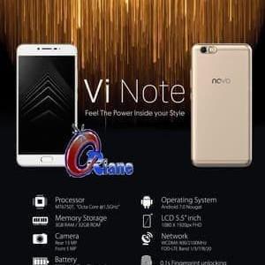 Novo Vi Note 3gb 3800mah Tokopedia