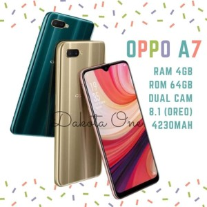 Hp Oppo A7 New 2018 Tokopedia