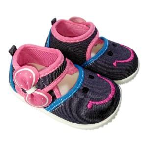 Sepatu Anak Perempuan Model Pita Salem Tokopedia