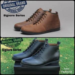 Sepatu Original Pria Kulit Tokopedia