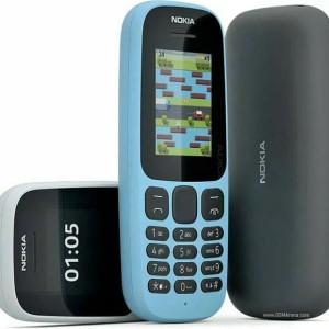 Nokia 105 2017 New Dual Sim Original Garansi Resmi Tokopedia
