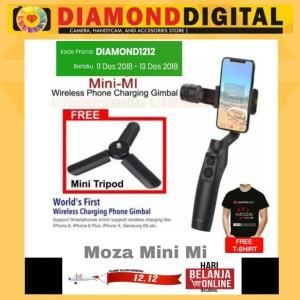 Gimbal Moza Mini Mi 3 Axis Smartphone Handphone Stabilizer Tokopedia