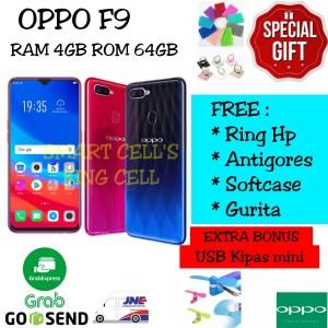Oppo F9 New Garansi Oppo Indonesia 1 Tahun Tokopedia
