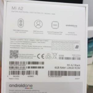 Xiaomi Mia2 Pro Ram 6 Rom 128 New Bnib Android One Global Tokopedia