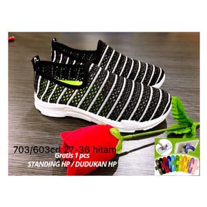 Sepatu Anak Cewek Import Sol Karet 601c Sepatu Anak Perempuan Import Rajut Tokopedia