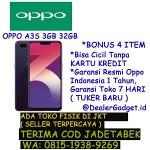 Oppo A3s 3gb Tokopedia
