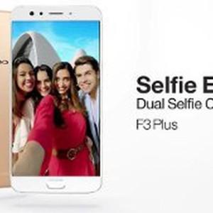Oppo F3 Selfie Expert New Garansi Resmi Tokopedia