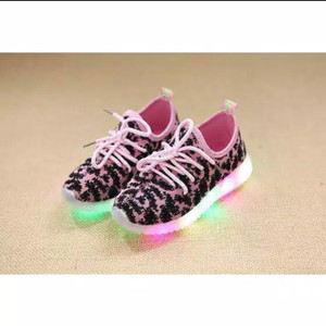 Sepatu Anak Led Loreng Tokopedia