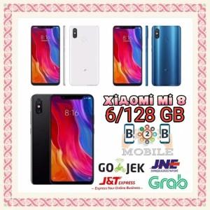 Xiaomi Mi 8 Ram 6 Gb Rom 128 Gb Tokopedia