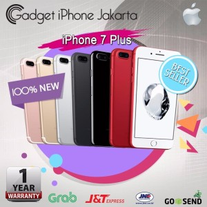Iphone 7 Plus 32gb Bekas Second Original Fullset Tokopedia