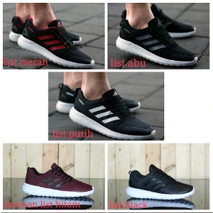 Sepatu Sneaker Pria Adidas Couldfoam Tokopedia