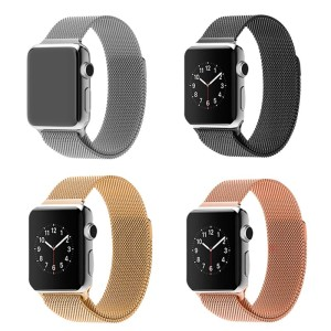 Apple Watch Milanese Magnet Loop Harga Promo Tokopedia