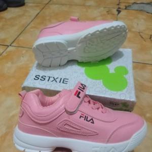 Sepatu Filla Kids Anak Import Vietnam Size 26 Sampai 36 Tokopedia
