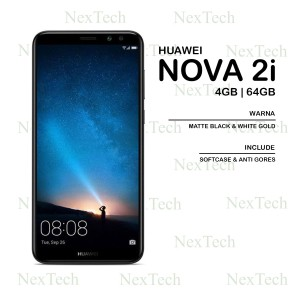 Huawei Nova 2i Ram 4gb Internal 64gb Second Tokopedia