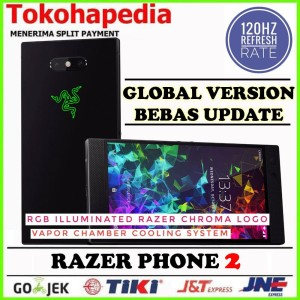 Razer Phone 64gb Ram 8gb Smartphone For Gamers New Bnib Ori Tokopedia