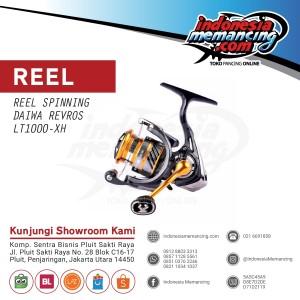 Reel Spinning Daiwa Revros LT 1000 XH