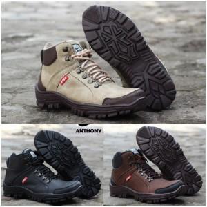 Sepatu Nike Boots Pria Gunung Touring Kenzi Tokopedia
