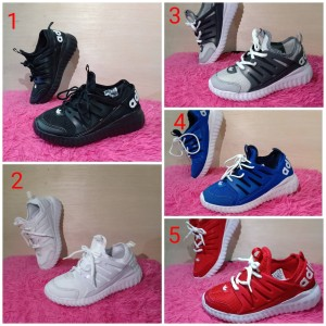 Sepatu Anak Adidas Alphabounce Tubular Slop Murah Kids Baby Sneakers Tokopedia