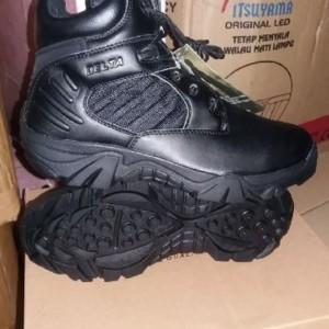 Sepatu Delta Hitam 6 Inc Tokopedia