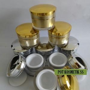 Pot Cream 10 Gr Pot Kosmetik 10 Gr Tokopedia