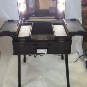 Super Murah Beauty Case Kotak Makeup Box Kosmetik New Arivval Tokopedia