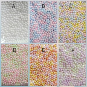 Slime Foam Warna Warni Tokopedia