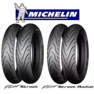 Paket Murah Ban Michelin Nmax 120/70-13 dan 140/70-13 Pilot Street