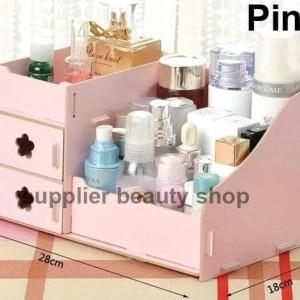 Hot Rkm25 Rak Kosmetik Mini Cosmetic Storage Mini Terlaris Tokopedia