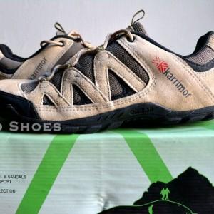 Sepatu Karrimor Summit Untuk Sepedaan Sepatu Sepeda Baru Tokopedia