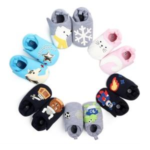 Sepatu Prewalker Anak Bayi Motif Rubah Lucu Impor Tokopedia