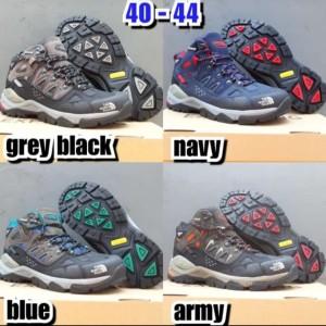 Sepatu The North Face Outdoor Tokopedia