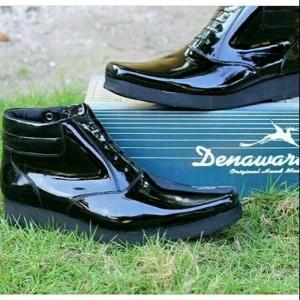 Sepatu Pdh Sol Flat Tokopedia