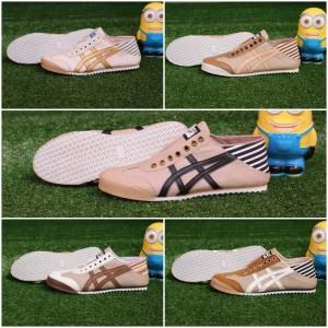 Sepatu Asics Onitsuka Tiger Slop Kids Anak Casual Kets Sneakers Tokopedia
