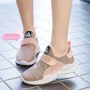 Sepatu Kets Wanita Salem Kts41 Tokopedia