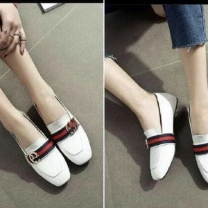 Sepatu Wanita Flat Shoes Sdb85 Tokopedia