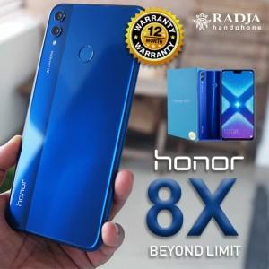 Honor 8x Ram 4 128 Garansi Resmi Tokopedia