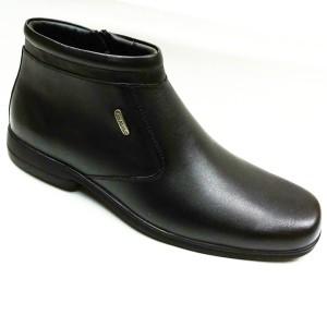 Sepatu formal pria boots series Pakalolo N56901 black (original)