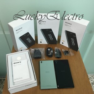 Sony Xperia Z5 Premium Docomo Fullset Tokopedia