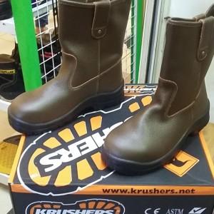 Sepatu Sefety Krushers Texas Tokopedia