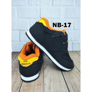 Sepatu Sekolah Anak Orange Hitam Tokopedia