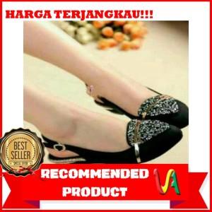 Sandal Sepatu Flatshoes Wanita Tokopedia