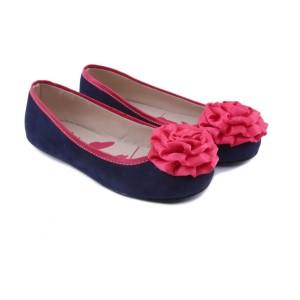 Sepatu Anak Anak Perempuan Pinky Pony Hitam Ungu Kets Tokopedia