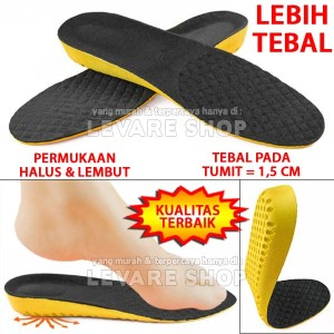 Insole Alas Dalam Sepatu Tokopedia