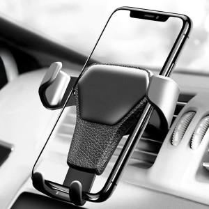 Holder Smartphone Gravity Ac Mobil Universal Tokopedia