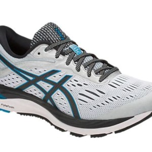 Jual  Oroginal  Sepatu Running ASICS GEL-CUMULUS 20 Mid Grey Black 5e59b84cb1