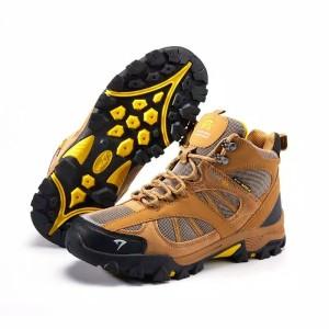 Sepatu Gunung Snta 481 Series Boots Black Grey Sepatu Outdoor High Traveling Tokopedia