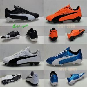 Sepatu Bola Puma Evo Speed Putih Tokopedia