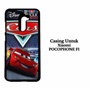 Casing XIAOMI POCOPHONE F1 Cars Disney Hardcase Custom Case