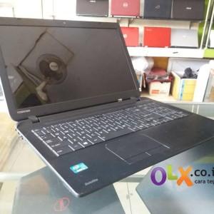 Jual Laptop Toshiba C50 Core I3 Ram 4stock Des